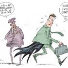 Caricatura 3, Maikel García
